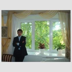 Фото окон от компании ИжСтальСтрой